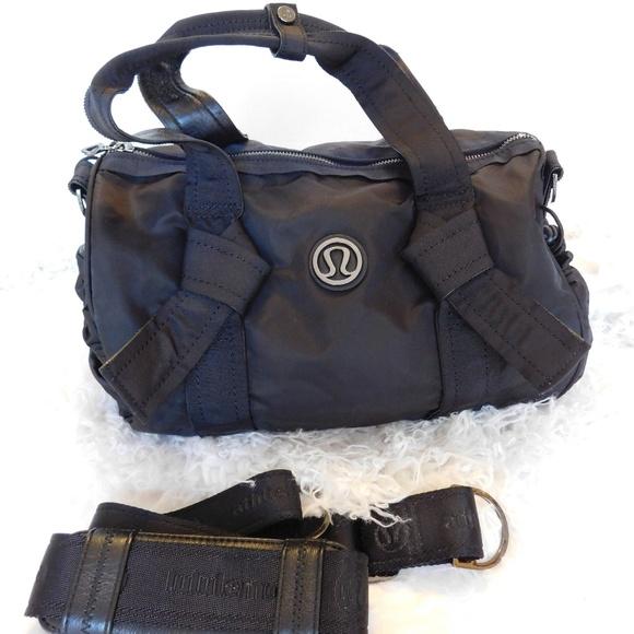 200dd0b18cd0 lululemon athletica Handbags - Lululemon DTB Duffel Mini Yoga Gym Bag